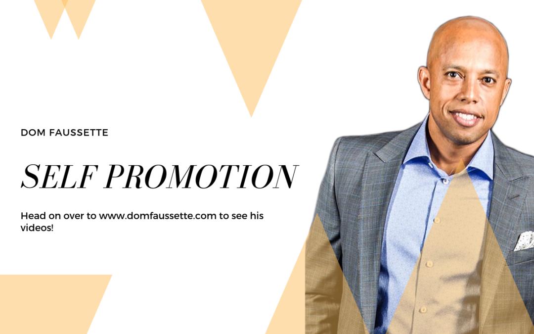 Self Promotion!