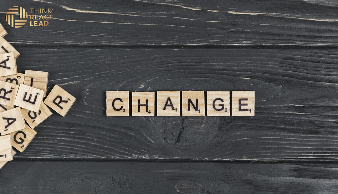 How to Make the Amazing Benefits of Change Work for You